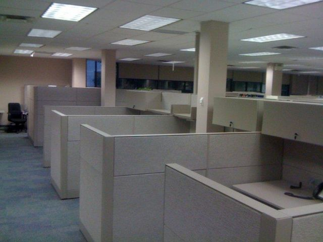 Six Phases Of Construction Creating Swing Spaces For The Expansion HST Audit Staff Demolition Office Interiors Acoustic Rated Boardrooms